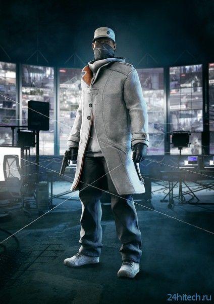 Ubisoft раскрыла подробности эксклюзивного контента Watch Dogs для PS3 и PS4