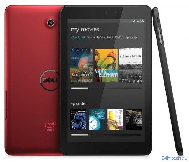 Украинский дебют планшетов Dell Venue 7 и Venue 8 на платформе Intel