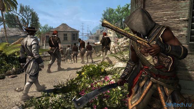 В этом году Ubisoft может выпустить Assassin's Creed: Comet