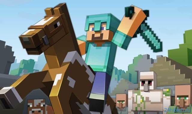 Warner Bros. может снять фильм по мотивам Minecraft