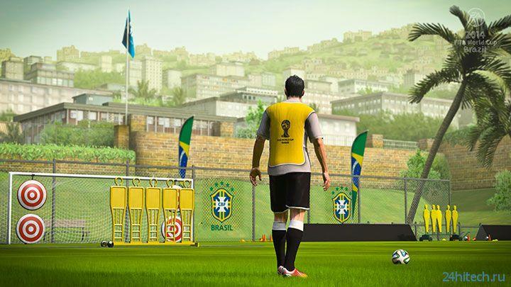 2014 FIFA World Cup Brazil поступила в продажу в России