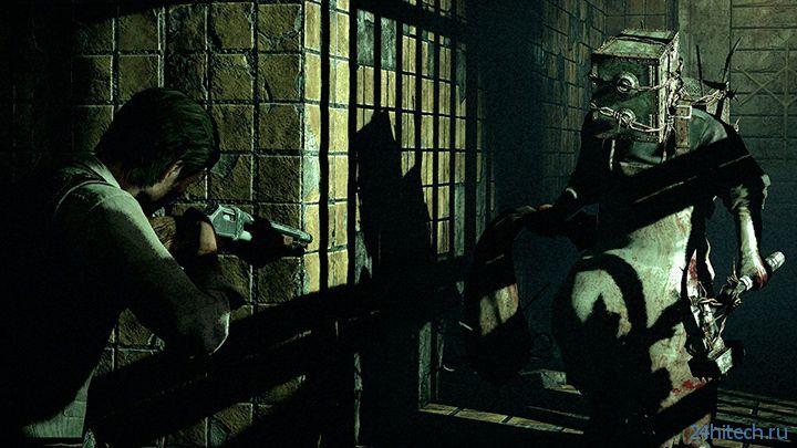     The Evil Within обзавелась кровавым трейлером накануне PAX East 2014
