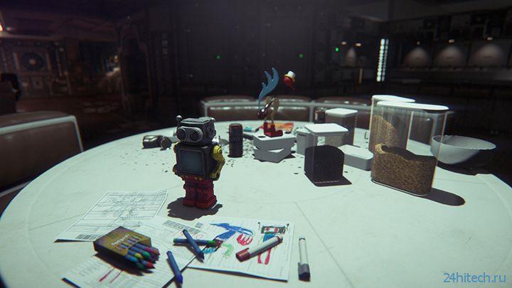 Alien: Isolation разрабатывается на совершенно новом движке
