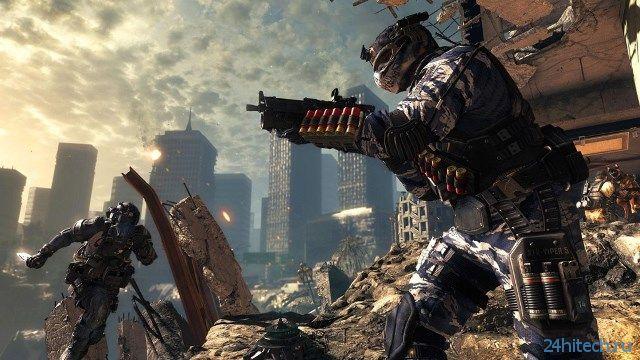 DLC Devastation к Call of Duty: Ghosts добавит в игру Хищника
