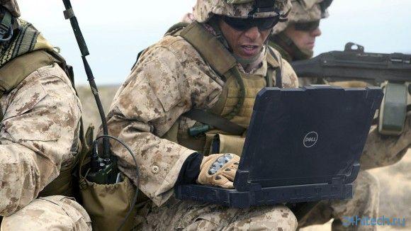 Dell представила серию прочных мобильных компьютеров Rugged Extreme
