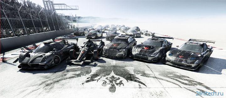 GRID: Autosport выйдет в июне