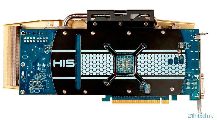 HIS подготовила ускоритель Radeon R9 290X с заводским разгоном