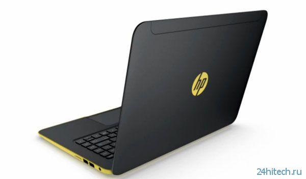 HP готовит Android-ноутбук Slatebook 14 на платформе NVIDIA Tegra