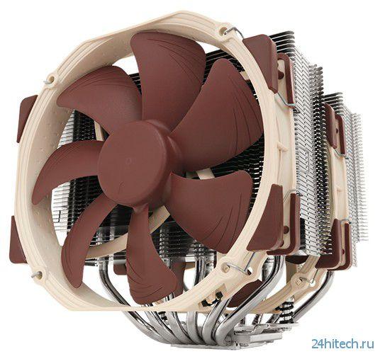 Noctua NH-D15 - универсальный процессорный кулер «топового» уровня