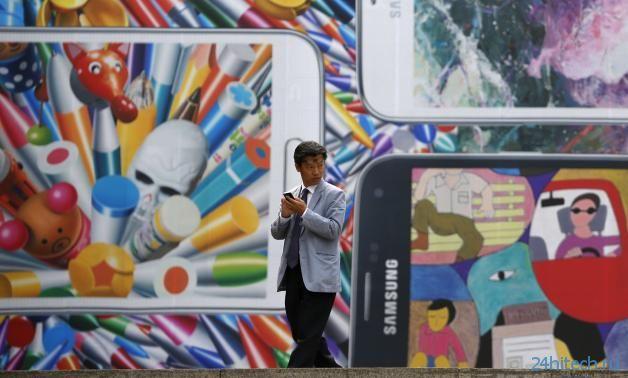 Первый смартфон Samsung на Tizen дебютирует в России в мае