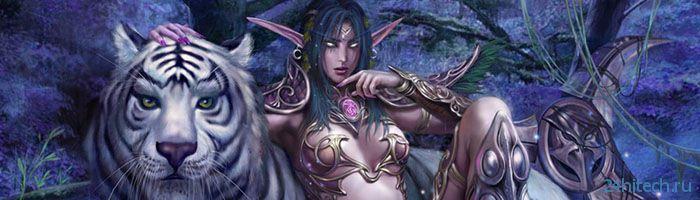 Появилось первое изображение со съёмок фильма World of Warcraft