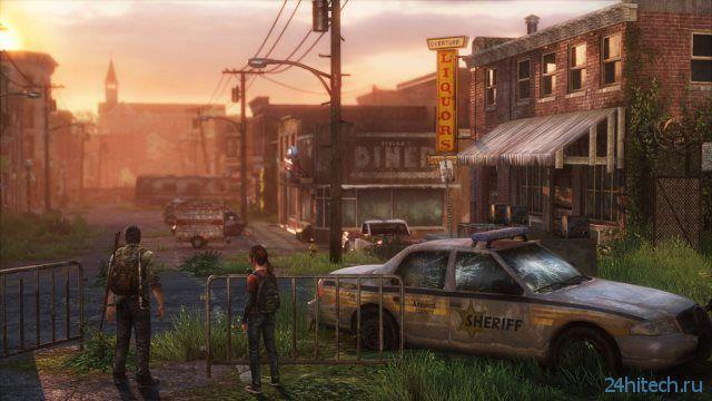 Разработка PS4-версии The Last of Us началась сразу после релиза игры на PS3