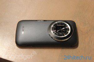 Samsung стирает грань между телефоном и камерой. Встречайте Galaxy K Zoom