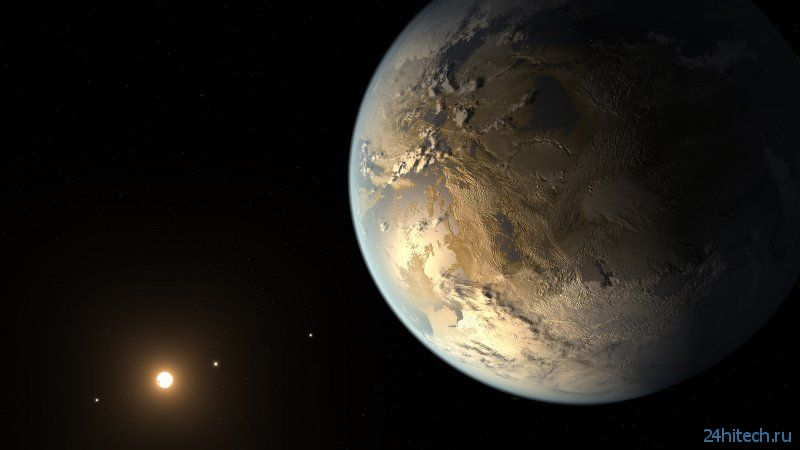 В созвездии Лебедя обнаружена планета-близнец Земли