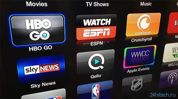 За 7 лет Apple продала 20 миллионов приставок Apple TV