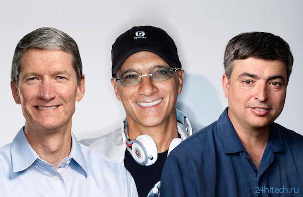 5 причин по которым Apple купила Beats Electronics