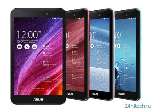 ASUS FonePad 7 (FE170CG) - более дешевая версия популярного планшета