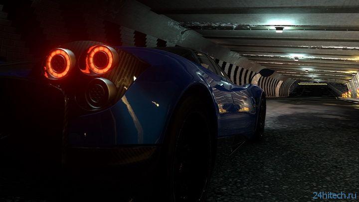 Бета-тест DriveClub начнется в июле