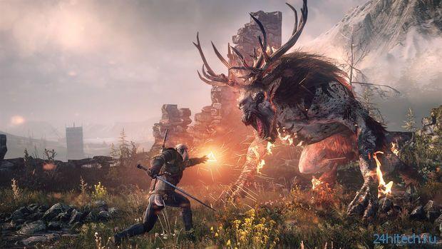 CD Projekt RED: «Разница в графике The Witcher 3 на PS4 и Xbox One будет минимальной»