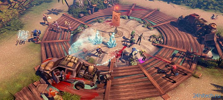 Dead Island: Epidemic появилась в Steam Early Access