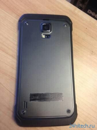 Фото и видео смартфона Samsung Galaxy S5 Active