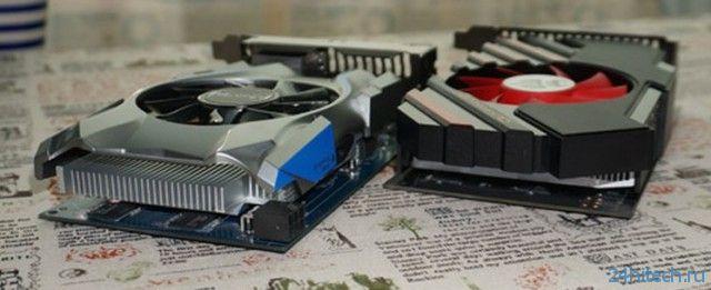 Готовится к выходу видеокарта NVIDIA GeForce GT 740