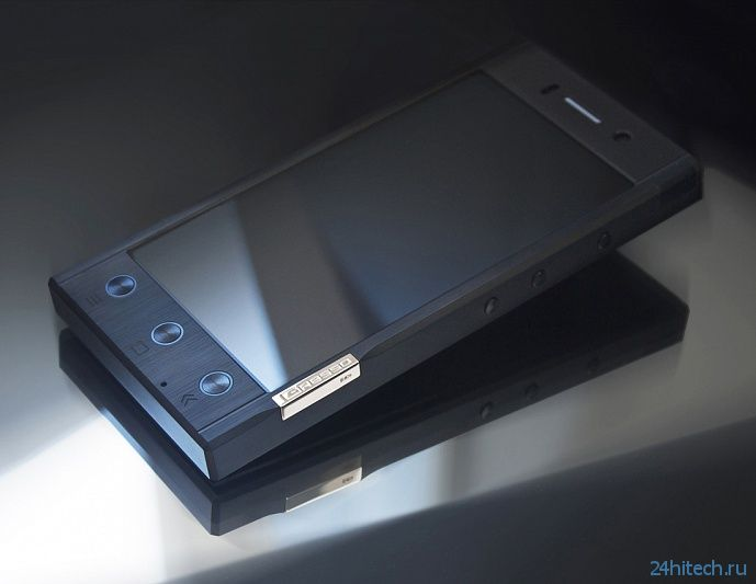 Gresso Radical Black Edition: смартфон ограниченной серии за 00