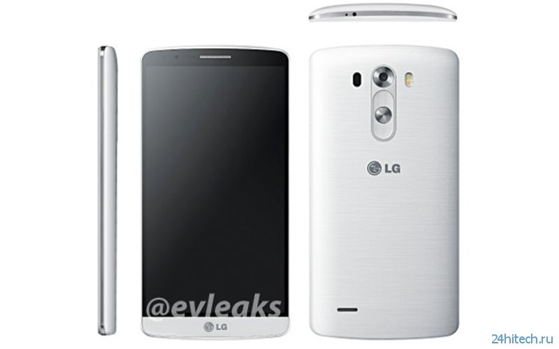 Характеристики LG G3 и чехол QuickCircle