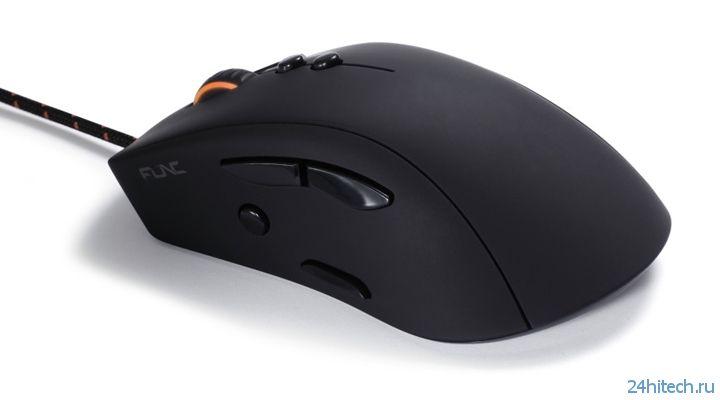Игровая мышь Func MS-2 с эргономической конструкцией
