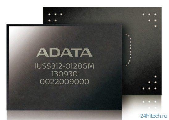 Инновационные SSD-накопители компании ADATA будут представлены на Computex 2014