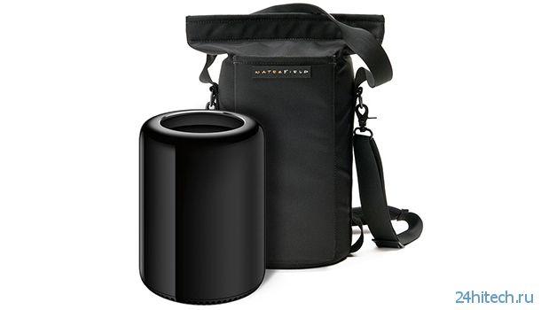 Mac Pro Go Case — сумка для Mac Pro (видео)