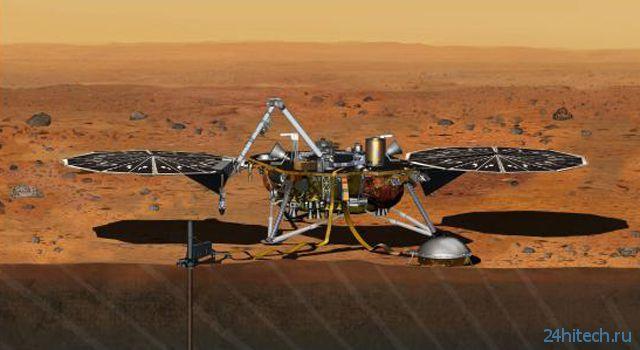 NASA приступает к постройке нового марсохода
