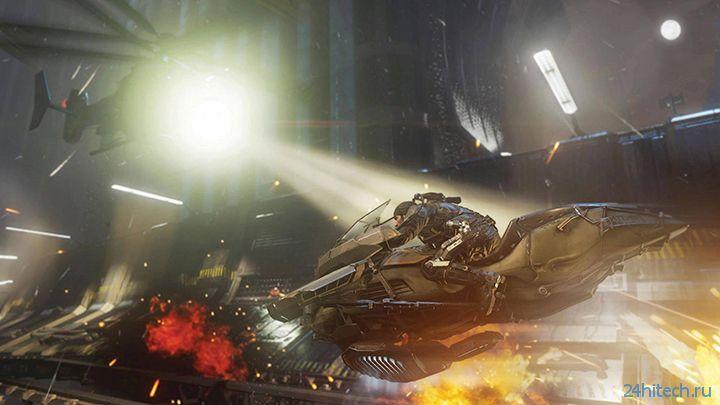 Написание сценария для Call of Duty: Advanced Warfare заняло более двух лет