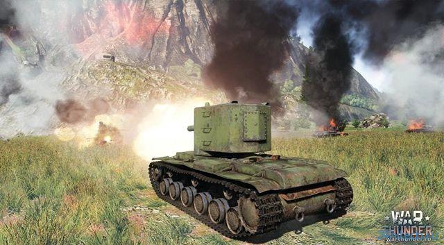 Наземная техника War Thunder прибыла на открытый бета-тест