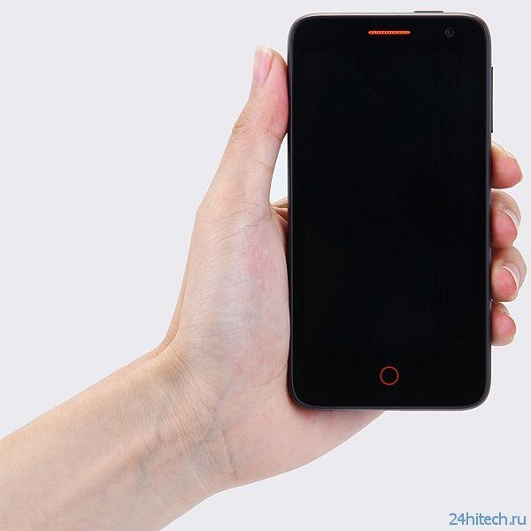 Референсный смартфон Flame на базе Firefox OS можно заказать за 0