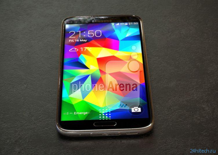 Samsung Galaxy S5 Prime сможет загружать данные со скоростью 225 Мбит/с