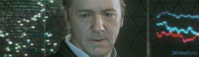 В Call of Duty: Advanced Warfare главного героя озвучит Трой Бейкер