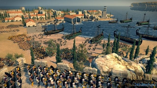 В Total War: Rome 2 появятся балканские народы