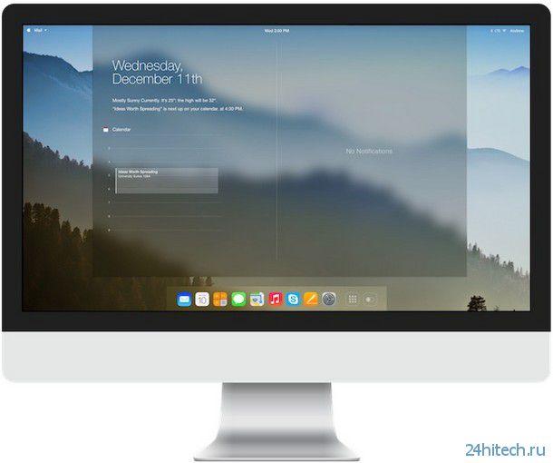 В преддверии WWDC: новые сведения о OS X 10.10 и iOS 8
