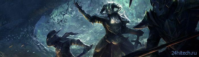 Версии The Elder Scrolls Online для PS4 и Xbox One перенесли