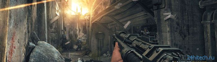 Версии Wolfenstein: The New Order для PS4 и Xbox One будут различаться минимально