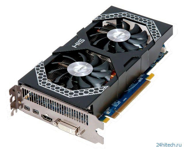Видеокарта HIS R9 270X Mini IceQ X2 Boost Clock с эффективным охлаждением для компактных систем