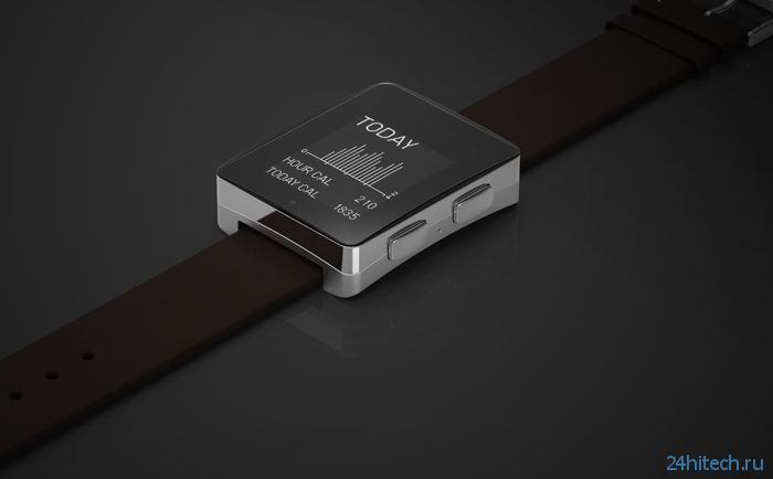 """Wellness Watch— """"умные часы"""" с поддержкой Windows Phone 8"""