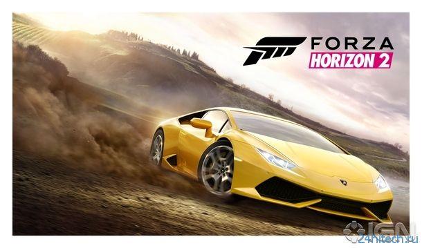 Анонсирована Forza Horizon 2