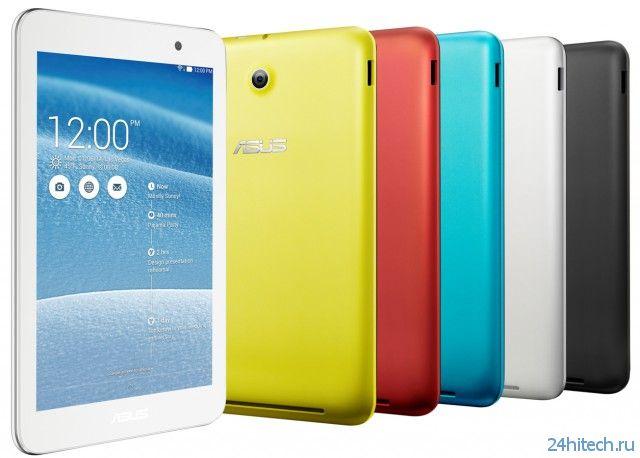 Анонсировано новое поколение Android-планшетов компании ASUS
