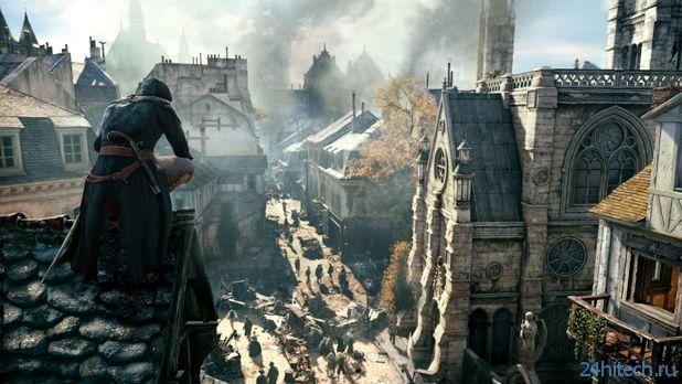 Assassin's Creed Unity изменит традиционные механики сериала
