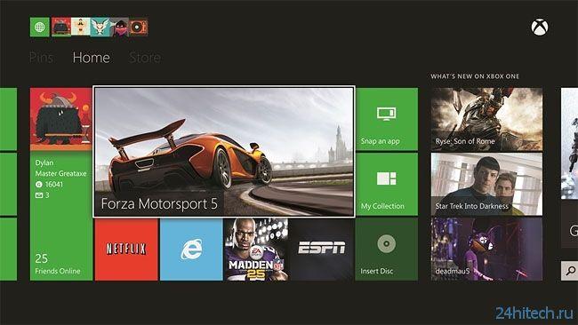 Бесплатные игры по подписке Xbox Live Gold стали доступны на Xbox One