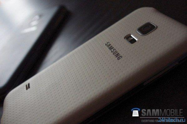 «Живые» фото и спецификации Samsung Galaxy S5 Mini