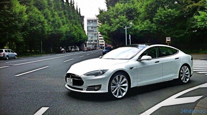 Nissan и BMW заинтересовались сотрудничеством с Tesla