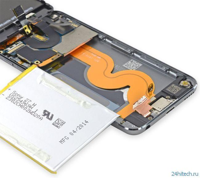 Новый плеер Apple iPod Touch препарирован